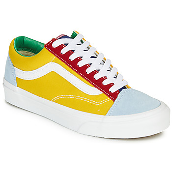 Shoes Low top trainers Vans STYLE 36 Multicolour