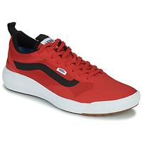 Shoes Men Low top trainers Vans UltraRange EXO Red