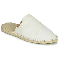Shoes Women Mules Havaianas ORIGINE FREE Beige