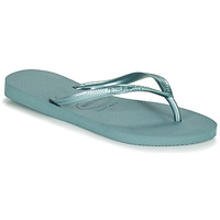 Shoes Women Flip flops Havaianas SLIM Blue