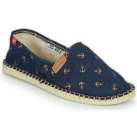 Shoes Espadrilles Havaianas ORIGINE BEACH Marine
