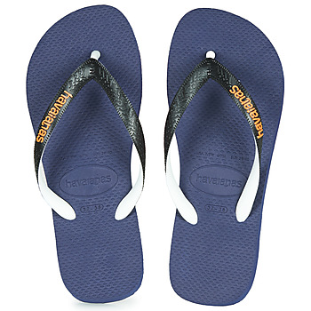 Shoes Flip flops Havaianas TOP MIX Marine / Black