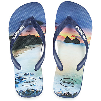 Shoes Men Flip flops Havaianas HYPE Marine