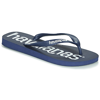 Shoes Flip flops Havaianas TOP LOGOMANIA Marine