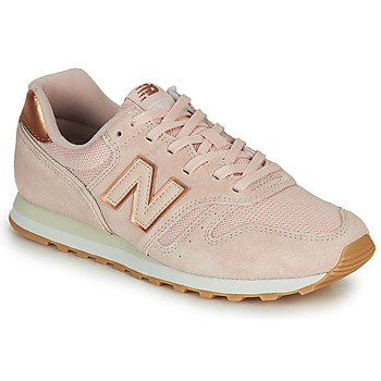 Shoes Women Low top trainers New Balance 373 Pink