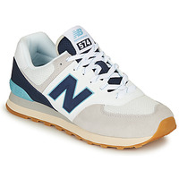 Shoes Men Low top trainers New Balance 574 Grey / Navy