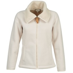 material Women Fleeces Aigle IDESIA Cream