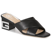Shoes Women Mules Guess MADRA Black