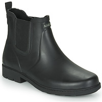 Shoes Men Wellington boots Aigle CARVILLE Black