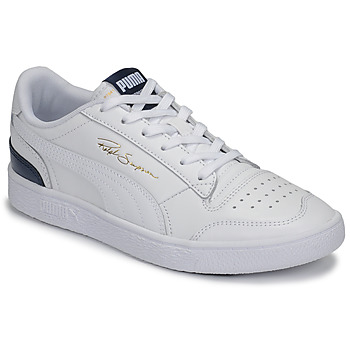 Shoes Low top trainers Puma RALPH SAMPSON White / Marine