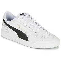 Shoes Men Low top trainers Puma RALPH SAMPSON White / Black