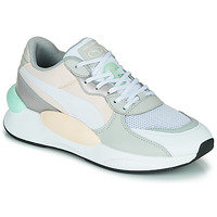 Shoes Women Low top trainers Puma RS 9.8 MERMAID White / Pink
