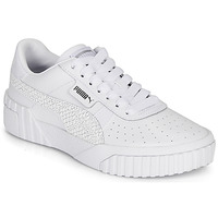 Shoes Women Low top trainers Puma CALI White