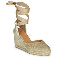 Shoes Women Sandals Castaner CARINA Gold
