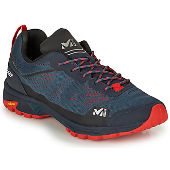 Shoes Men Hiking shoes Millet HIKE UP Blue / Red