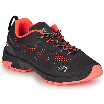 Shoes Women Low top trainers Millet HIKE UP Black / Pink