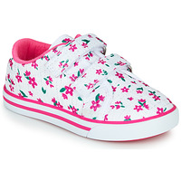 Shoes Girl Low top trainers Chicco FRANCY White / Pink