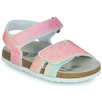 Shoes Girl Sandals Chicco FIORE Multicoloured