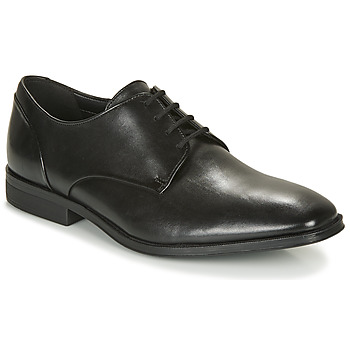 Shoes Men Derby shoes Clarks GILMAN PLAIN Black