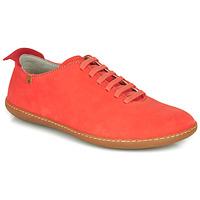 Shoes Women Low top trainers El Naturalista EL VIAJERO Coral