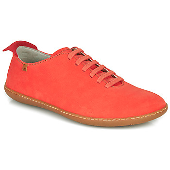 Shoes Women Low top trainers El Naturalista EL VIAJERO Coral