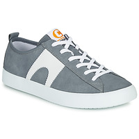 Shoes Men Low top trainers Camper IRMA COPA Grey