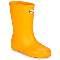 Shoes Children Wellington boots Hunter KIDS FIRST CLASSIC Yellow