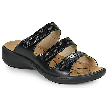 Shoes Women Mules Romika IBIZA 66 Black