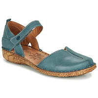 Shoes Women Sandals Josef Seibel ROSALIE 42 Blue