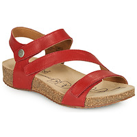 Shoes Women Sandals Josef Seibel TONGA 25 Red