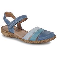 Shoes Women Sandals Josef Seibel roSALIE 44 Blue