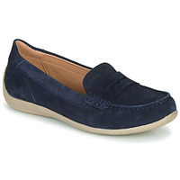 Shoes Women Loafers Geox D YUKI Marine