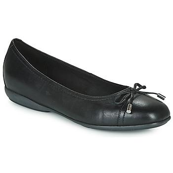 Shoes Women Ballerinas Geox D ANNYTAH Black