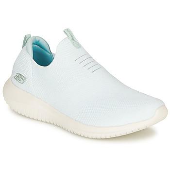 Shoes Women Fitness / Training Skechers ULTRA FLEX White