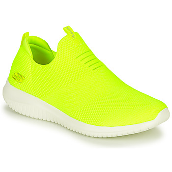 Shoes Women Fitness / Training Skechers ULTRA FLEX Yellow