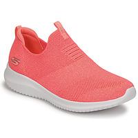 Shoes Women Fitness / Training Skechers ULTRA FLEX Pink