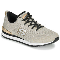 Shoes Women Low top trainers Skechers SUNLITE MAGIC DUST Grey / Gold