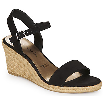 Shoes Women Sandals Tamaris LIVIA Black