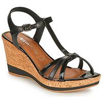Shoes Women Sandals Tamaris VESILA Black