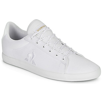 Shoes Women Low top trainers Le Coq Sportif AGATE SPORT White