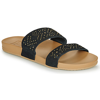 Shoes Women Flip flops Reef CUSHION BOUNCE VISTA Black