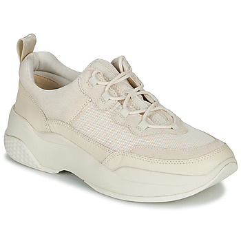 Shoes Women Low top trainers Vagabond LEXY Beige