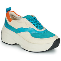Shoes Women Low top trainers Vagabond SPRINT 2.0 Beige / Blue
