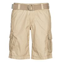 material Men Shorts / Bermudas Teddy Smith SYTRO 3 Beige