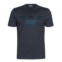 material Men short-sleeved t-shirts Emporio Armani DOUNIA Marine