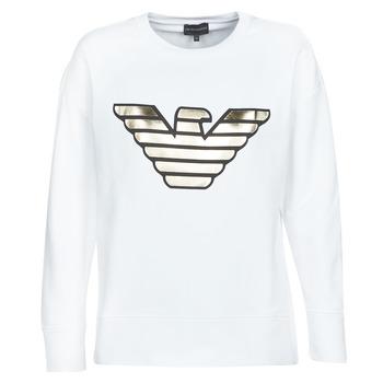 material Women sweaters Emporio Armani DJIMMY White