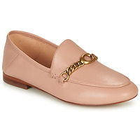 Shoes Women Loafers Coach HELENA LOAFER Pink / Nude
