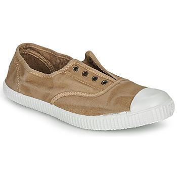 Shoes Women Slip ons Chipie JOSEPH ENZ Beige