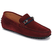 Shoes Men Loafers Brett & Sons FARICE Brown / Marine
