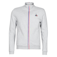 material Men Jackets Le Coq Sportif ESS FZ Sweat N°2 M Grey / Mottled